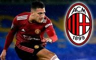 Xác nhận: Milan tuyên chiến với Real giành sao trẻ Man Utd