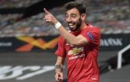 Mang bom tấn về, Solsa thúc đẩy Bruno đạt đỉnh cao mới tại Man Utd