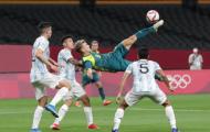 Mất người chóng vánh, Argentina thua sốc Australia