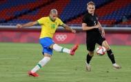 Sao Premier League lập hattrick, Brazil thắng đậm Đức
