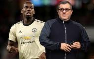 Man Utd bạc nhược, sự ra đi của Pogba đã được báo trước