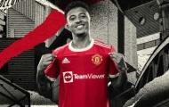 Sancho mang đến 3 thử nghiệm lợi hại cho hàng công Man Utd