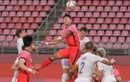 Bùng nổ trong hiệp hai, Hàn Quốc hủy diệt Romania 4 bàn không gỡ