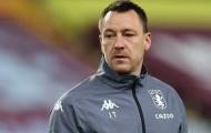 CHÍNH THỨC: John Terry chia tay Aston Villa
