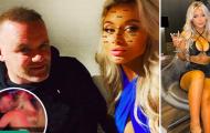 Sốc với hình ảnh Rooney qua đêm với 3 cô gái trong khách sạn