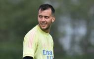 CHÍNH THỨC! Arsenal chia tay cầu thủ 26 tuổi