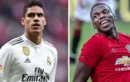 Varane đến Man Utd, Pogba đã biết cần phải làm gì?