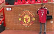 Man Utd đón tân binh 16 tuổi từ Liverpool