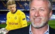 """""""Abramovich và Chelsea sẵn sàng trả mức lương 30 triệu cho Haaland"""""""