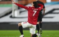 Man Utd xác định 2 mục tiêu thay thế Edinson Cavani