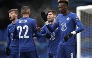 Đội hình Chelsea đấu Tottenham: Tam tấu W.A.Z lĩnh xướng hàng công?