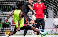 Man Utd chào đón cái tên cuối cùng trở lại tập luyện tại Scotland