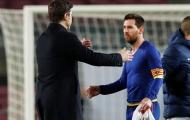 Pochettino phá vỡ im lặng về khả năng Messi chuyển đến PSG