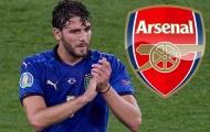 Xác nhận: Arsenal từ bỏ chiêu mộ nhà vô địch EURO 2020