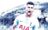 CHÍNH THỨC! Tottenham công bố tân binh thứ 3