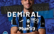 Sao Juventus chính thức rời Turin, gia nhập Atalanta