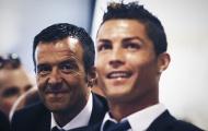 Kẻ đòi rời Man City và đội hình 11 cục cưng quý giá nhất trong tay Jorge Mendes