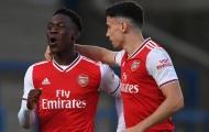 5 sao trẻ tràn trề hy vọng được Arteta đưa lên đội 1 Arsenal