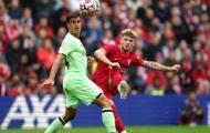 Chấm điểm Liverpool: Điểm 8 cho bùa hộ mệnh, sao 18 tuổi lóe sáng
