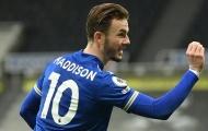 Chuyển nhượng Arsenal: Hé lộ tương lai Maddison, Arteta nhận được 22 triệu bảng để chi tiêu