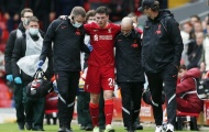 Klopp nhận tin vui sau ca chấn thương của Robertson