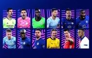 UEFA công bố các ứng viên cho giải thưởng Champions League