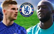Chelsea đấu Palace: Lukaku out, Werner góp mặt