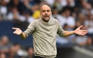 3 sai lầm của Pep Guardiola trong trận thua Tottenham