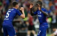 Chelsea có trước mắt phương án giá rẻ, chất lượng cao cho hàng tiền vệ