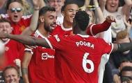 ĐHTB vòng 1 Premier League: Hàng công M.U thống lĩnh