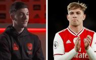 'Chỉ có 2 cầu thủ xứng đáng mặc chiếc áo của Arsenal'