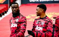 Man Utd cùng lúc đón thêm 2 cái tên trở lại Carrington tập luyện