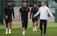 4 điều rút ra sau buổi tập mới nhất của Man Utd: Henderson mất tích