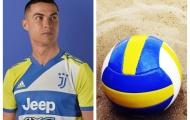 Màu như quả bóng chuyền, áo mới Juve bị chê tơi tả