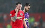 Top 5 cầu thủ gắn bó lâu nhất ở Man Utd: Hòn đá tảng bị lãng quên