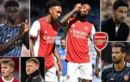 5 giải pháp giúp Arsenal thăng hoa trở lại