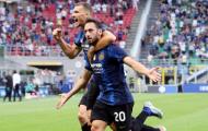 2 tân binh đồng loạt nổ súng, Inter thắng hoành tráng trận mở màn Serie A