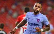 Depay lập công, Barcelona hòa hú vía ở vòng 2 La Liga