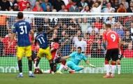 3 điểm tối và sáng của Man Utd trong trận hòa Southampton