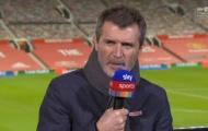 Roy Keane chỉ trích 1 sự yếu kém của Man Utd trận hoà Southampton