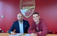 CHÍNH THỨC! Arsenal công bố bản hợp đồng mới