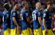 Có một tiền vệ phòng ngự tạo nhiều cơ hội bằng cả tuyến giữa Man Utd