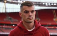 Gia hạn hợp đồng, Granit Xhaka gửi thông điệp đến CĐV Arsenal
