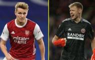 5 cầu thủ Arsenal cần chứng minh bản thân trong trận West Brom