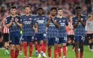 Lực lượng Arsenal đấu West Brom: 7 cú hích, 3 cái tên OUT