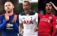 Rooney, Kane và 3 bom tấn tin đồn chưa bao giờ được kích nổ