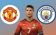 9 cầu thủ từng chơi cho Man Utd và Man City: Ronaldo sẽ nối gót?