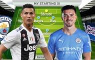 Có Ronaldo, siêu đội hình Man City khủng đến cỡ nào?