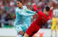 'Hãy tưởng tượng khi Ronaldo đối đầu với Van Dijk'
