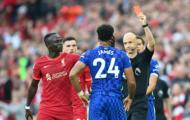 Chấm điểm Chelsea trận Liverpool: Thẻ đỏ tai hại
